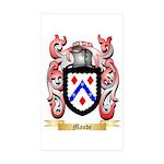Maude Sticker (Rectangle 50 pk)
