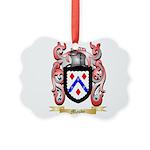 Maude Picture Ornament