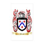 Maud Sticker (Rectangle 50 pk)