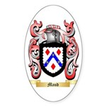 Maud Sticker (Oval 10 pk)