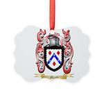 Maud Picture Ornament