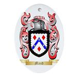 Maud Oval Ornament