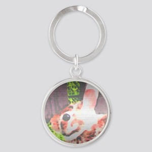Hopping Bunny Keychains