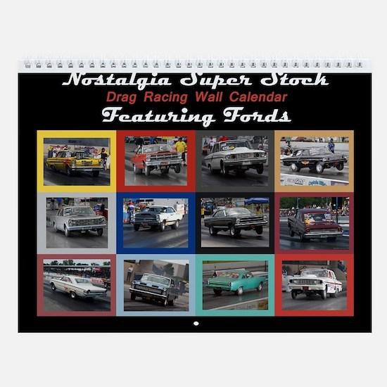 NSS Ford Launch Wall Calendar