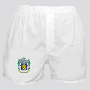 Darrell Coat of Arms (Family Crest) Boxer Shorts