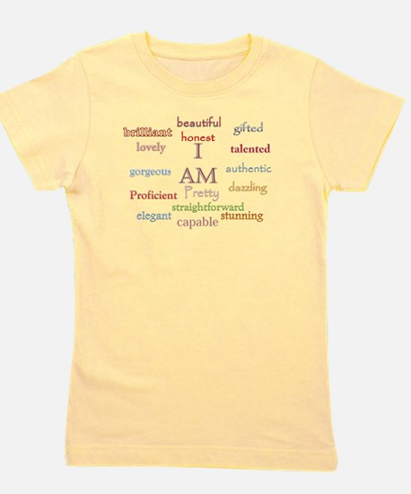 I AM.png Girl's Tee