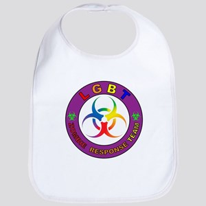 LGBT ZRT Rainbow Bib