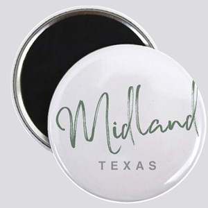 Midland Texas - Magnet