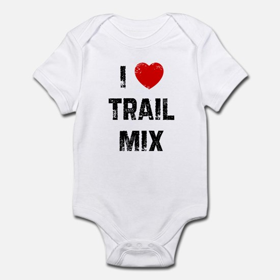 I * Trail Mix Infant Bodysuit