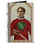 Vezina Third String Goalie Journal