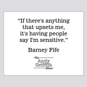 Barney Fife Quote Posters