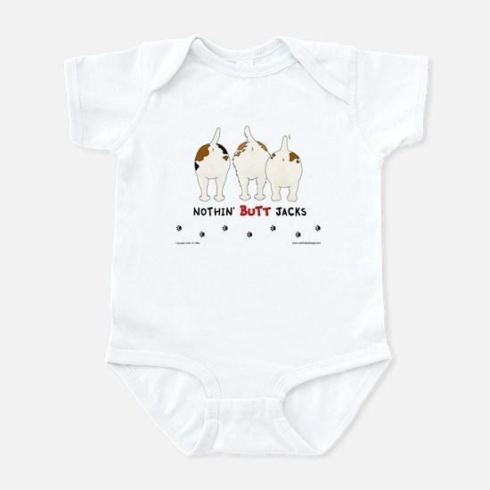 Nothin' Butt Jacks Infant Bodysuit