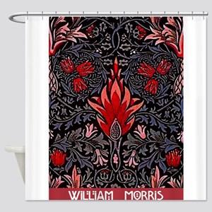 Arts and Crafts Movement Shower Curtain