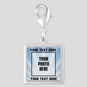 Personalized Sports Charms