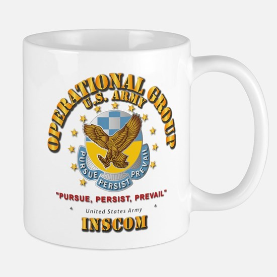 USA Operational Group - INSCOM Mug