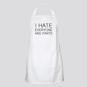 i hate everyone and Apron