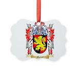 Matzel Picture Ornament