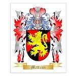 Mattucci Small Poster