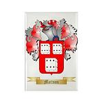 Mattson Rectangle Magnet (100 pack)