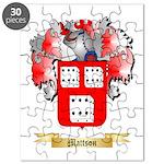 Mattson Puzzle