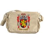 Mattschoss Messenger Bag