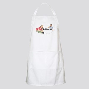 Oh No You Dint! BBQ Apron
