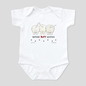 Nothin' Butt Westies Infant Bodysuit