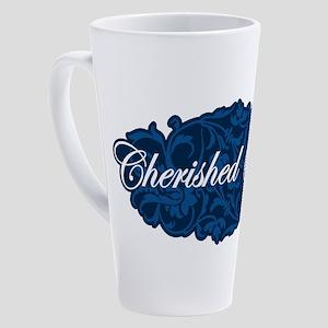 Cherished Object 17 oz Latte Mug