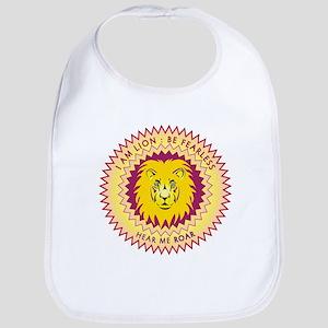 Roar Like a Lion Bib