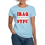 Iraq STFU Women's Light T-Shirt