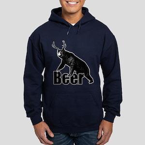 Beer fun 1 Hoodie (dark)