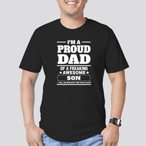 I'm A Proud Dad Of A Freaking Awesome Son T-Shirt