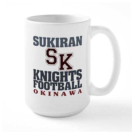 Sukiran Knights Large Mug