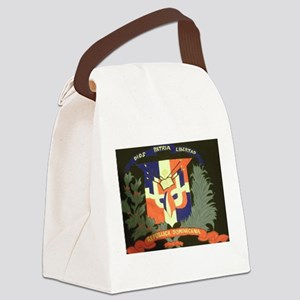 dr Canvas Lunch Bag