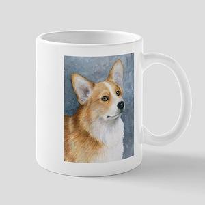 Dog 89 corgi Mugs