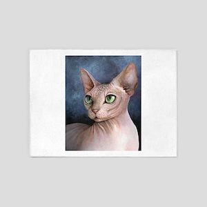 Cat 578 5'x7'Area Rug