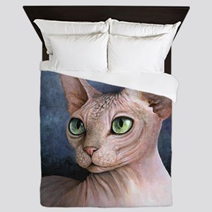 Cat 578 Queen Duvet