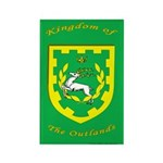Outlands Rectangle Magnet (100 pack)