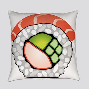 Sushi Everyday Pillow