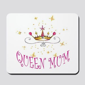 QUEEN MUM Mousepad