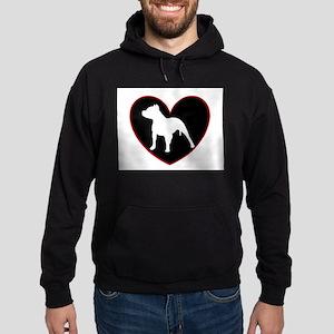 Pitbull Love Hoodie (dark)
