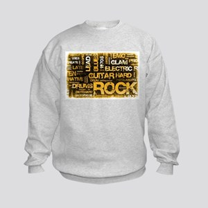 Rock Music Party Sweatshirt