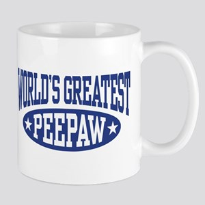 World's Greatest PeePaw Mug