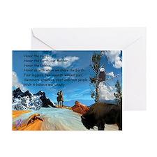 Honor Prayer Greeting Cards (Pk of 10)