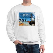 Honor Prayer Sweatshirt
