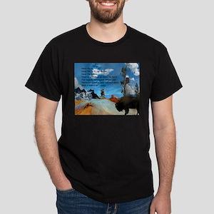 Honor Prayer Dark T-Shirt
