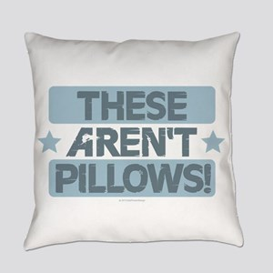 These Aren't Pillows - Blue Everyday Pillow