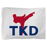 Taekwondo Pillow Sham