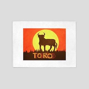 toro 5'x7'Area Rug