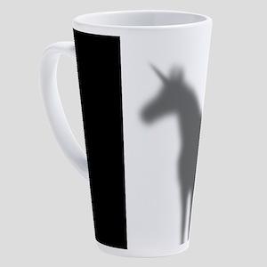 unicorn-shadow_shower 17 oz Latte Mug